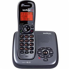Telefone Sem Fio Intelbras TS6130 C/ Idc, Secret. E Viva-voz