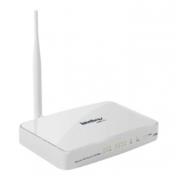 Roteador Intelbras Wireless Wrn240i N 150mbps