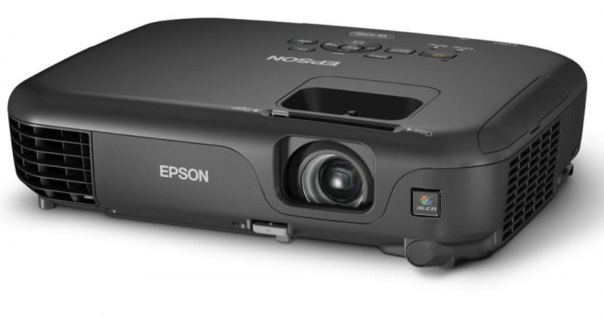 Projetor Epson Powerlite S12+ 2800 Ansi Lumens Svga (800x600)
