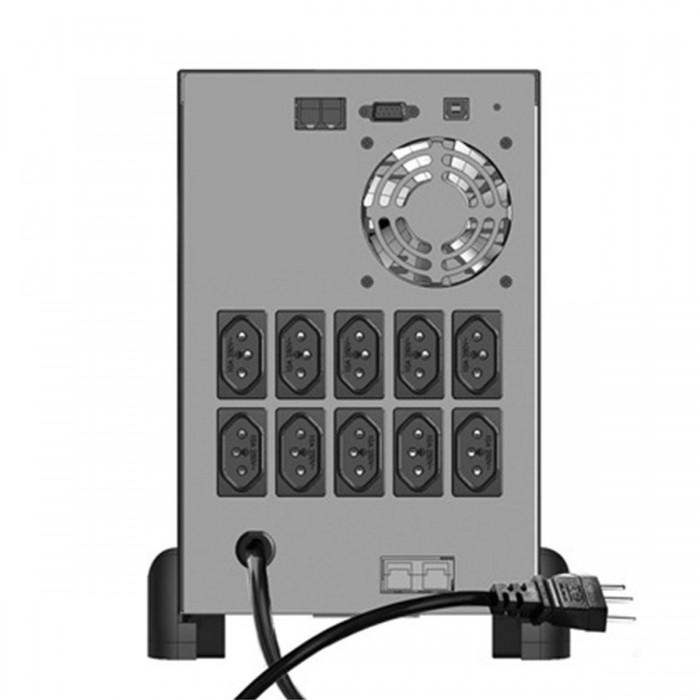 Nobreak SMS Power Vision II 2200 Va Bivolt/115v 2 Bat 18a/h