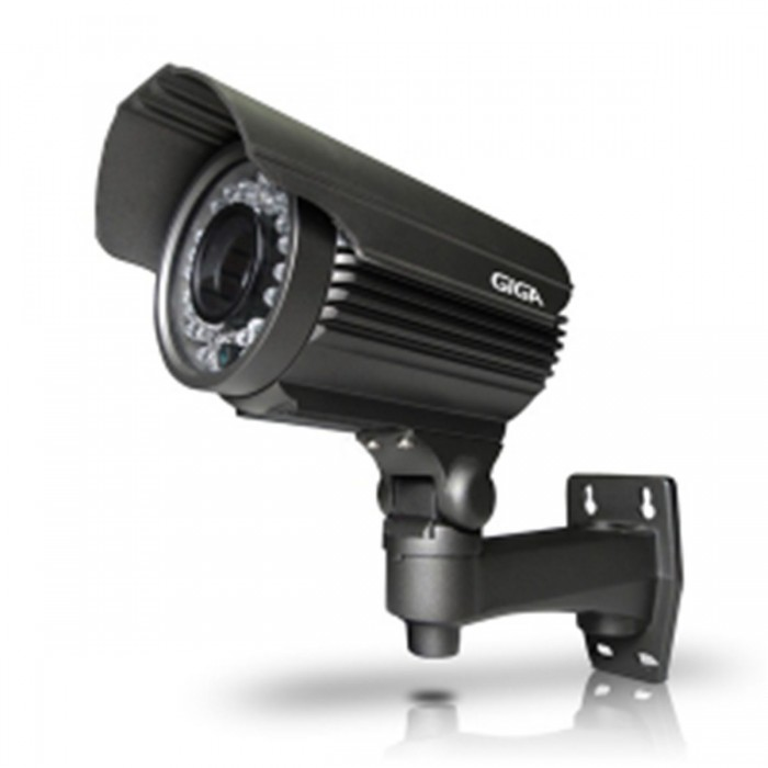 Câmera Giga Security IR Day Night Infra 1/3 - 60 MT GS 2060S