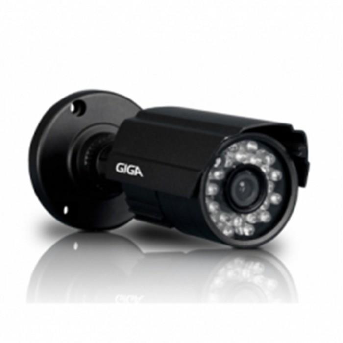 Câmera Giga Security IR Day Night  Infra 1/3 - 15 MT Lente 3,6 MM GS 1315S