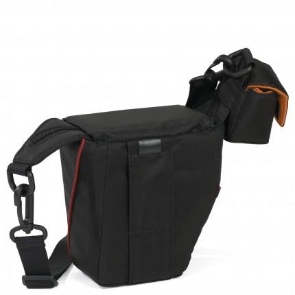 Bolsa Lowepro Compact Courier 70 paraCâmera Compacta e Acessórios Preto