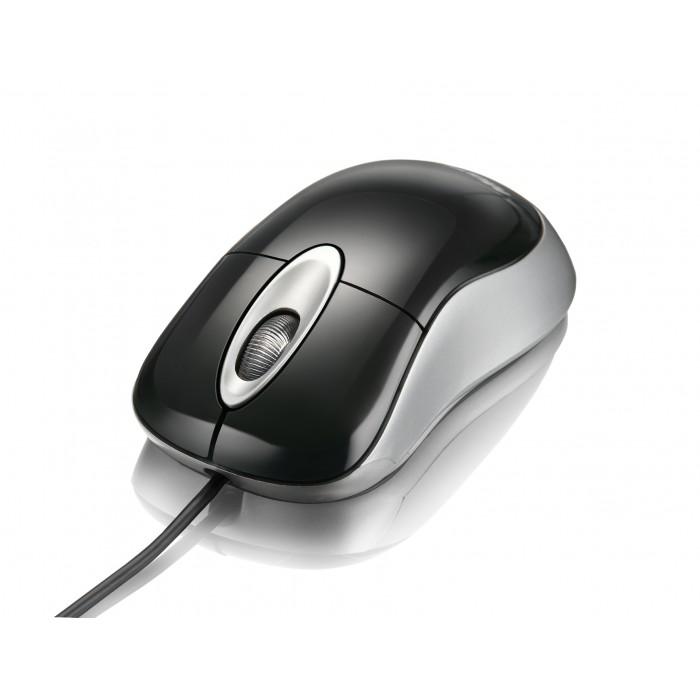 Mouse Multilaser Óptico Basic PS2 MO009