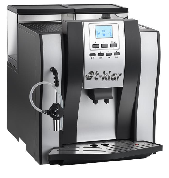 Máquina de Café Expresso T-Klar Me709 220v Automática com Moedor de Grãos e Painel Digital