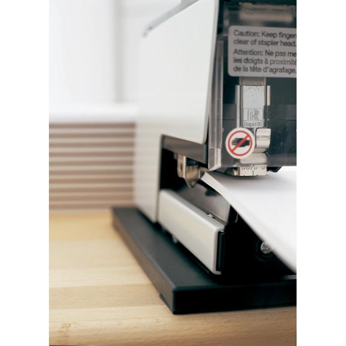 Grampeador Elétrico Rapid 105E Grampeia até 50 Folhas 127V 63877