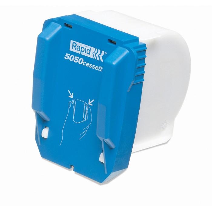 Grampos Rapid Cassete 5050 Cartucho para 5050 com 5000 Grampos 14928
