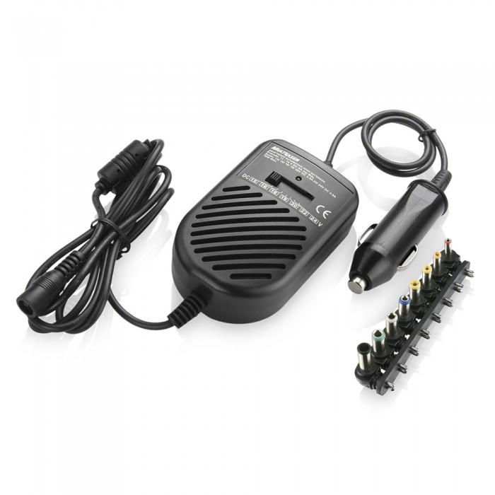 Carregador de Bateria Multilaser para Carro 80W CB005