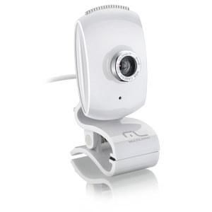 Webcam Multilaser Plug and Play WC047