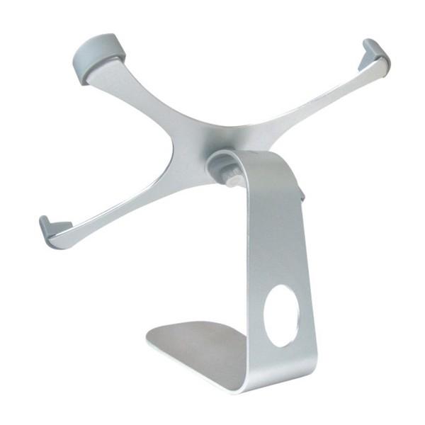 Suporte para Tablet Brasforma PAD-X - Retrátil, Aderência de silicone que ajuda na proteção do seu Tablet