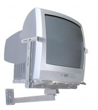 Suporte de parede Brasforma para TVs CRT de 14´ a 21´ SBR1.3