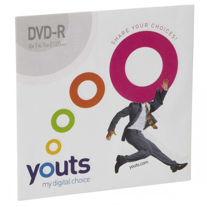 DVD-R Youts Slim