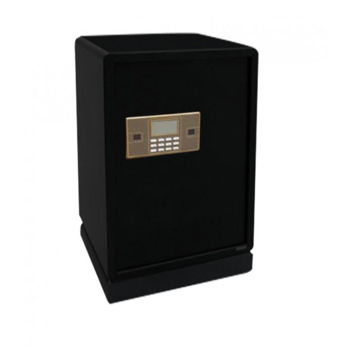 (FORA DE LINHA) Cofre Antirroubo Safewell 42BDA - Medidas Externas (AxCxP): 420x375x320mm, Capacidade: 42L, Senha: 3 a 8 dígitos
