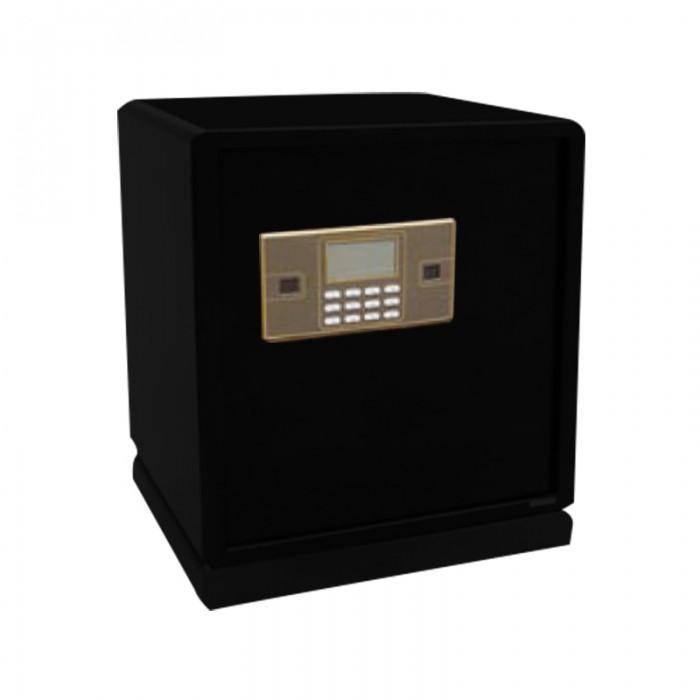 (FORA DE LINHA) Cofre Antirroubo Safewell 32BDA - Medidas Externas (AxCxP): 320x375x300mm, Capacidade: 29L, Senha: 3 a 8 dígitos