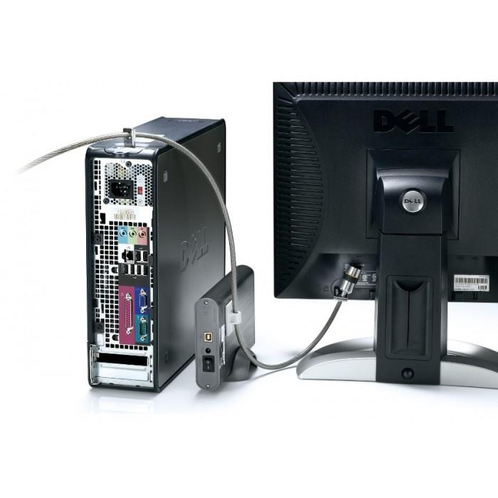 Kit de segurança para desktops e periféricos Kensington