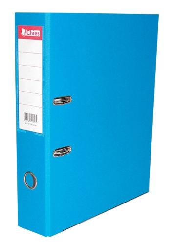 Pasta Arquivo Registrador A-Z Ll Of Classic Chies Azul Celeste Tamanho 28,5x34,5x7,3cm 1007-5
