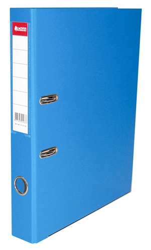 Registrador A-Z Le Of Classic Chies Azul Celeste Tamanho 28,5x34,5x5,3cm 1068-6