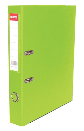 Registrador A-Z LE A4 Classic Chies Verde Cítrico Tamanho: 28,5 x 31,5 x 5,3 cm - Ref.: 2524-6
