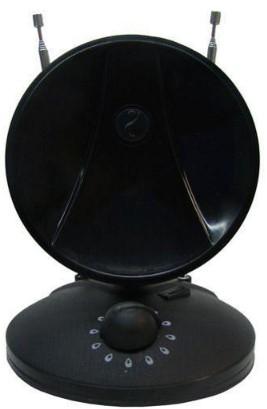 Antena Interna Indusat Ai-200I Vhf/Uhf/Fm/Hdtv