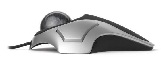 (FORA DE LINHA) Trackball Kensington K64327BR USB/PS2 Orbit (OUTLET)