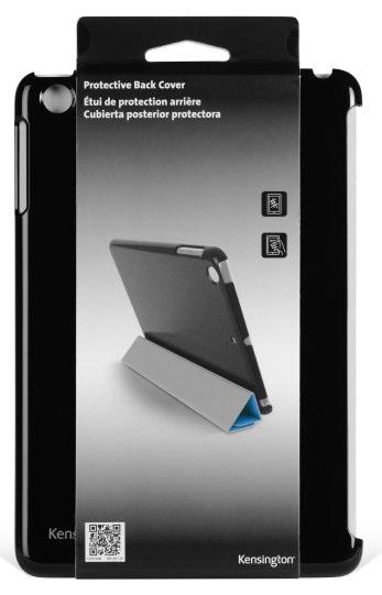 Capa Kensington Protetora para iPad Mini Roxo