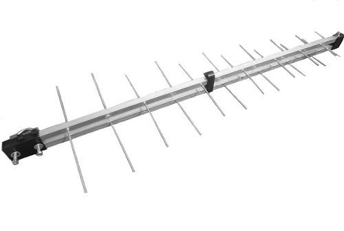 Antena Externa Prismatic Log 8, 14 DBI, 16 Elementos HDTV/UHF/VHF/FM