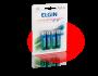 Pilha Elgin Alcalina Aaa Blister com 4 Unid Cod. 82155