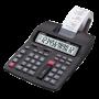 Calculadora Casio Printer Hr-150Tm-Bk-Aa4-Dh com Bobina 12 Díg 2.4 com Fonte