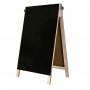 Cavalete Tabuleiro de Calçada Stalo 9476 Duplo de 100 x 57 cm