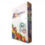 Papel Sulfite A4 Branco Aquattro pacote 500 Folhas 75 gramas