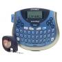 Rotulador Eletrônico Dymo Letratag Plus Lt100T Azul 1733011