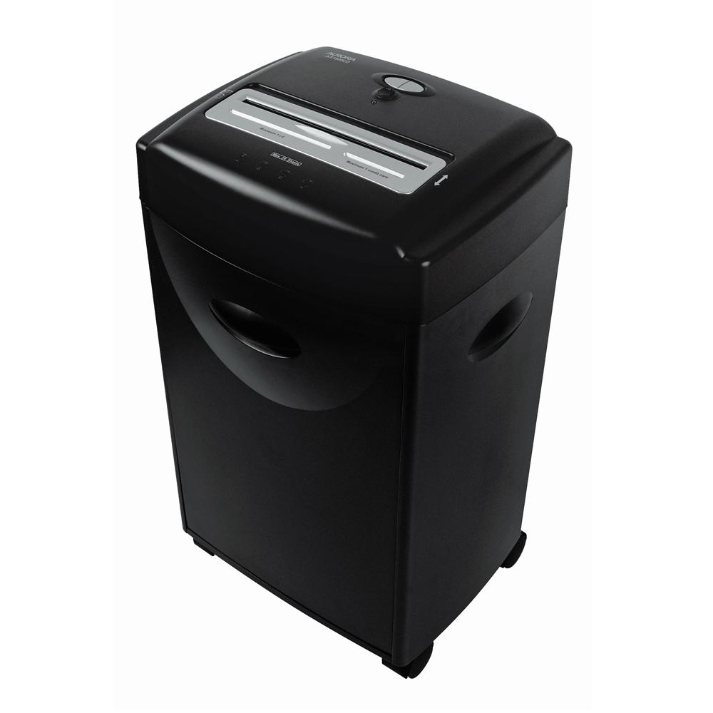 (FORA DE LINHA) Fragmentadora de Papel Aurora AS1500CD - Corta 15 folhas em Partículas de 4x30mm, lixeira 34L, fenda 230mm, Nível de Segurança 04, 220V