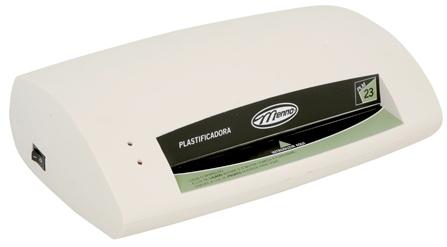 Plastificadora Menno Plm23 220v inserção até 23 cm, 250 micras