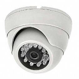 Câmera Dome Infravermelho Branco