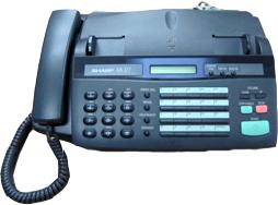 Fax Sharp UX-177 (Semi-Novo)
