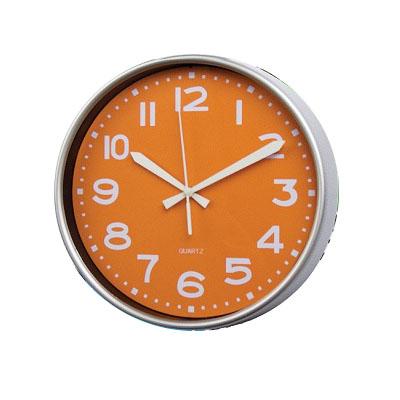 Relógio de Parede Prestige Collection 25 x 25 X 4,1 cm Rojemac 9834 Laranja