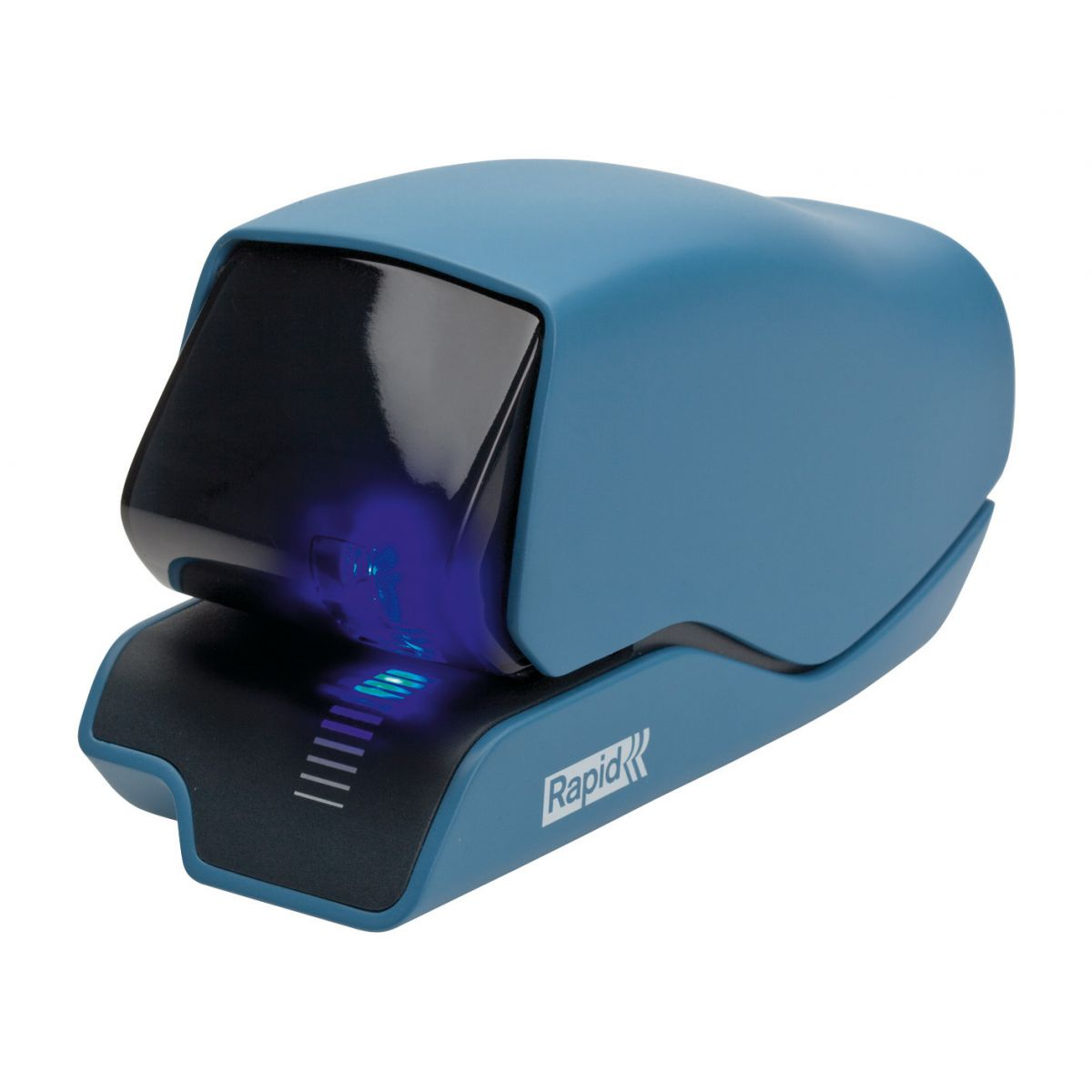Grampeador Elétrico Rapid 5025 - Grampeia até 25 folhas, Cor: Azul 63227