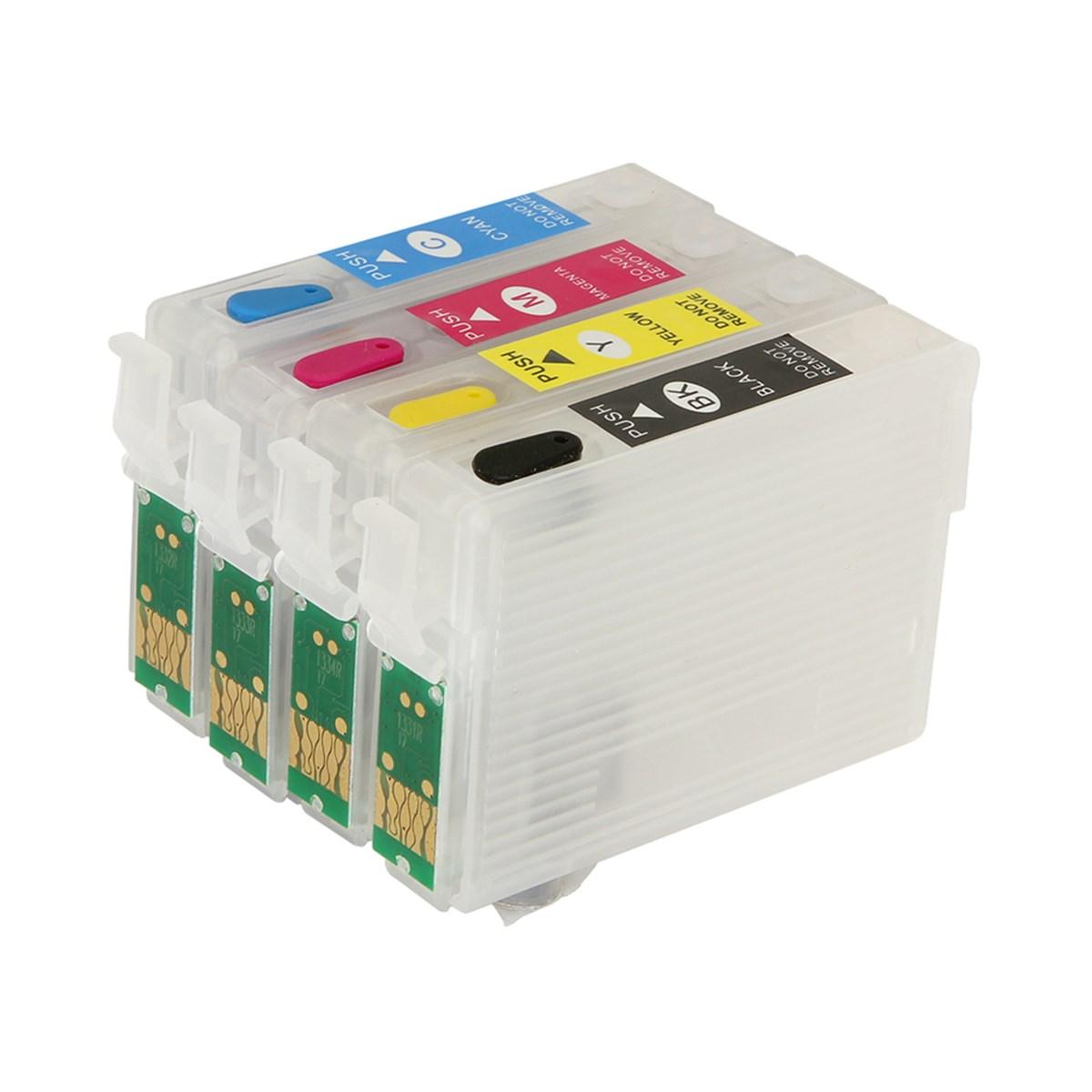 Cartucho Recarregável Virgem Para Impressora Epson TX620