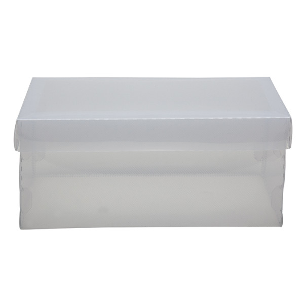 Caixa Organizadora Mini Sapato Top Line DELLO Cristal 2168