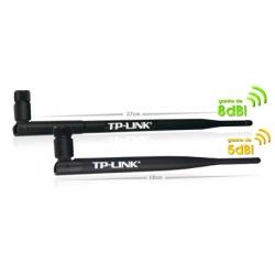 Antena TP-Link Omnidirecionais Avulsa 5dbi Tl-ant2405cl