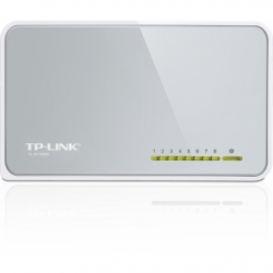 Switch 8 Portas TP-Link 10/100m Eth Tl-sf1008d
