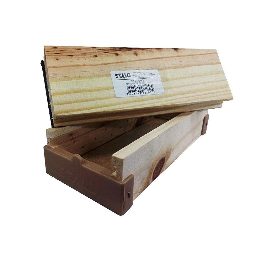 Apagador Pinus com depósito Stalo 8189