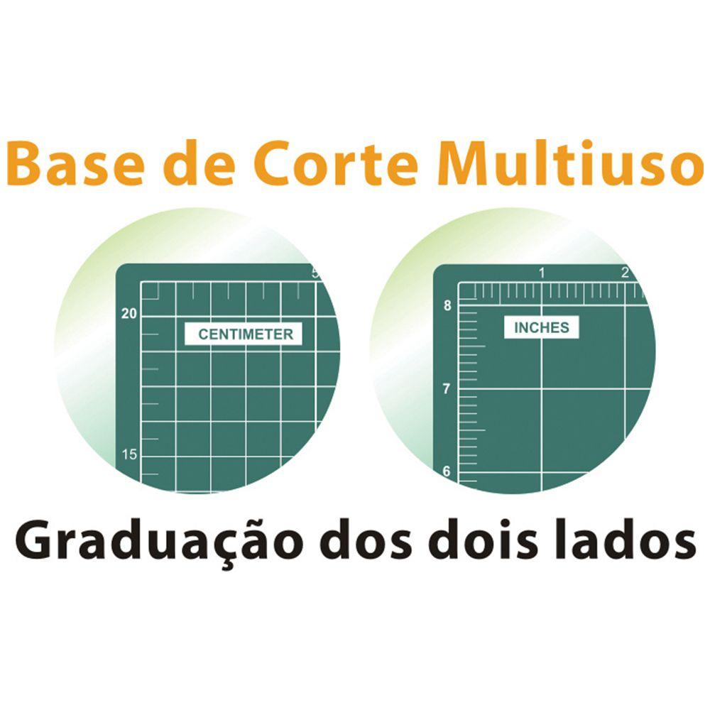 BASE DE CORTE MULTIUSO OLFA CM-A1 92X61CM 14812