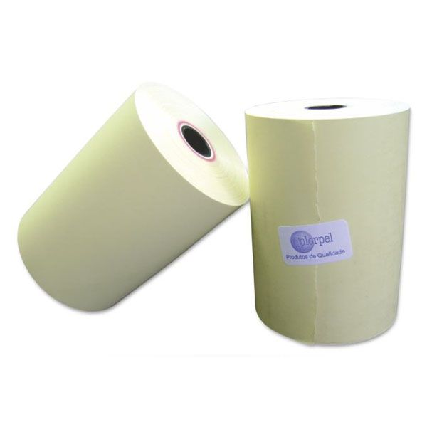 Bobina de Papel Térmico Colorprint 57mm x 30M Cx com 30 Unid