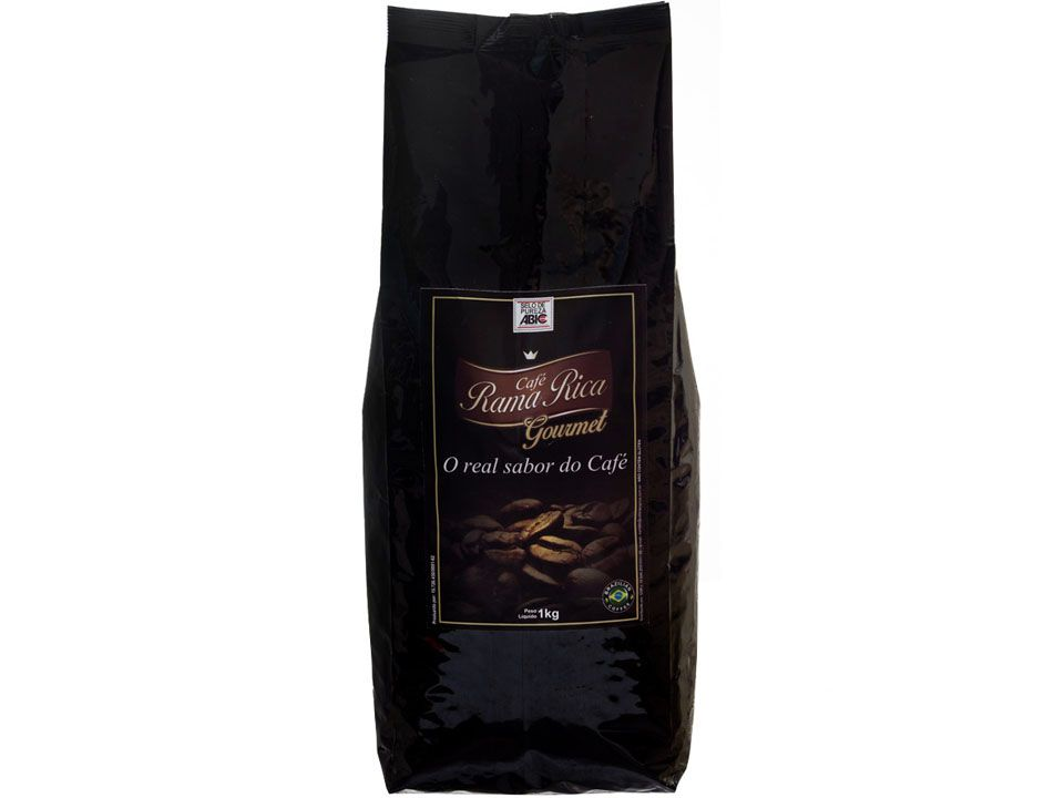 Café em Grãos Rama Rica Premium Expresso