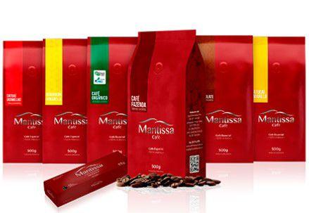 Café Mantissa Moca Chocolate Torrado em Grãos 500g