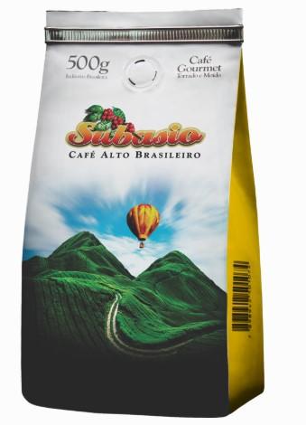 Café Torrado Moido Subasio 500g Torra Média Clara BSCA 80/84