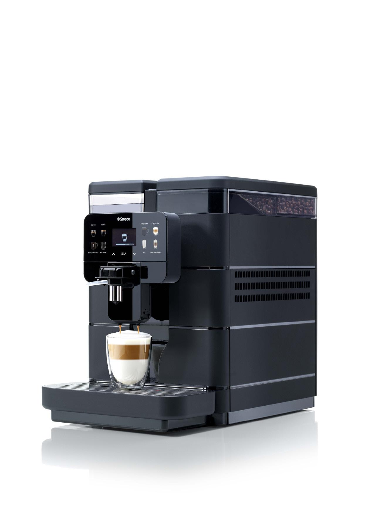 Cafeteira Automática Saeco Royal OTC 220V Com Moedor