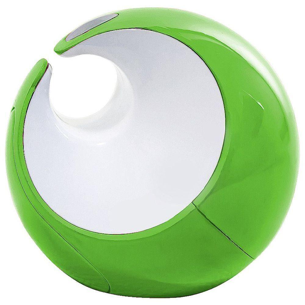 Caixa de Som Dispositivo por Vibração Youts Globe Super Speaker Verde