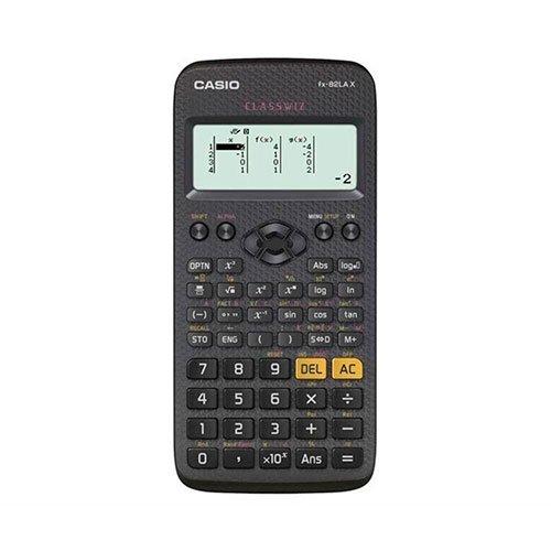Calculadora Casio Fx-82Lax-Bk Preta Programável Cientifica 274 Funções
